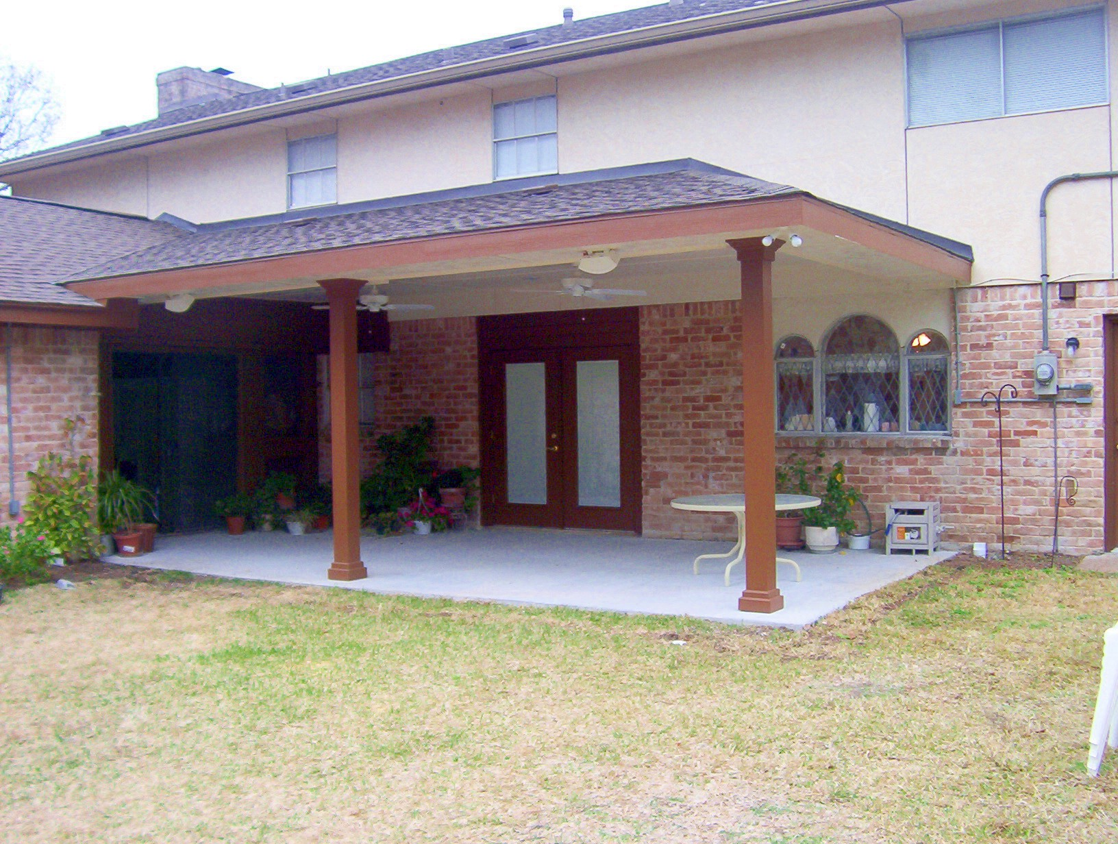 Lovely Patio Cover